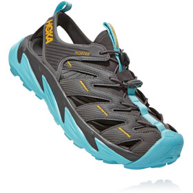 Hoka One One Hopara Sandalen Damen dark gull grey/antigua sand